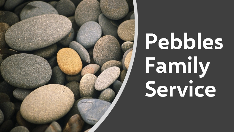 Pebbles Family Logo