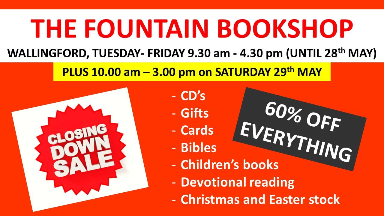 Fountain Sale 60