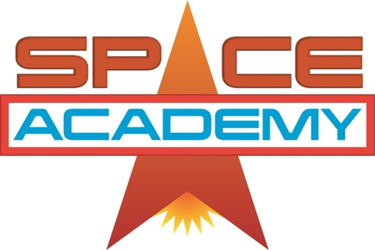 space academy logo medium