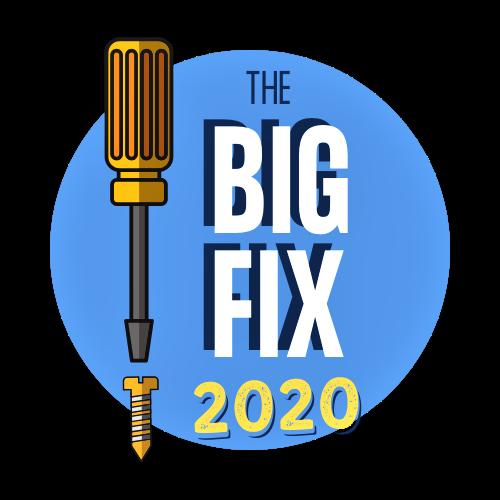 BIG FIX 2020